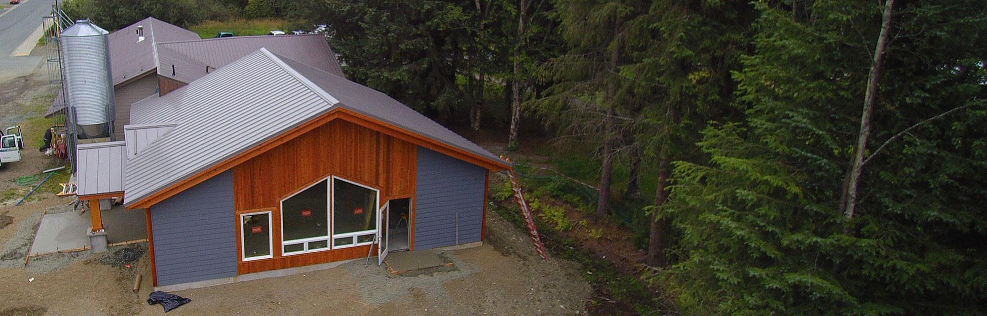 Chilkat Valley Preschool / Haines, AK