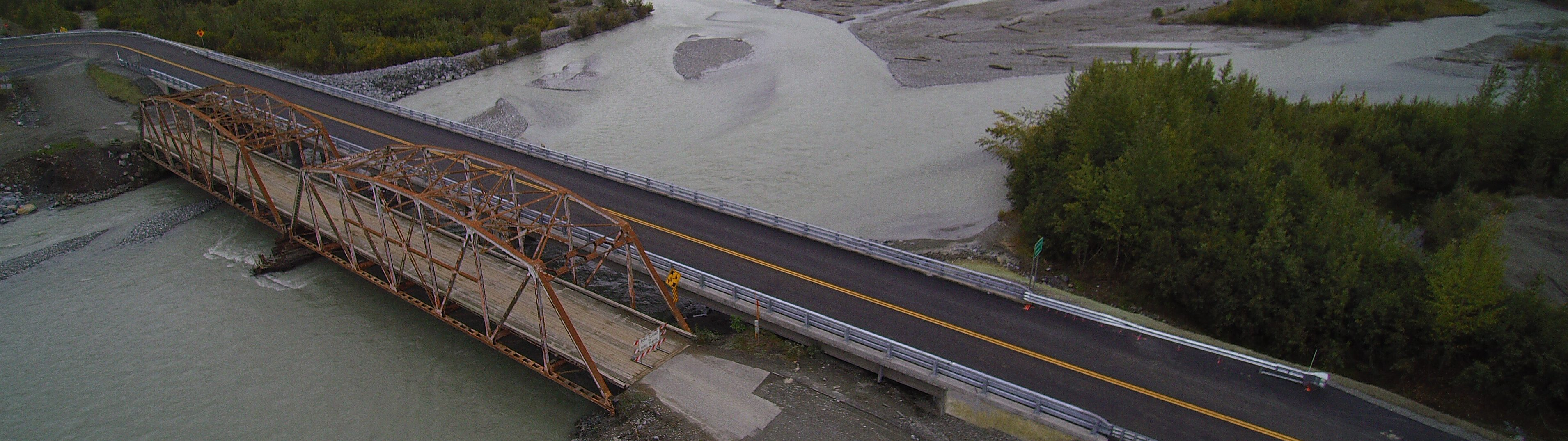 Klehini River Bridge Replacement / Haines, AK