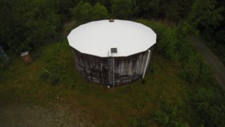 proHNS Tower Road Water Tank Roof Design Haines Borough