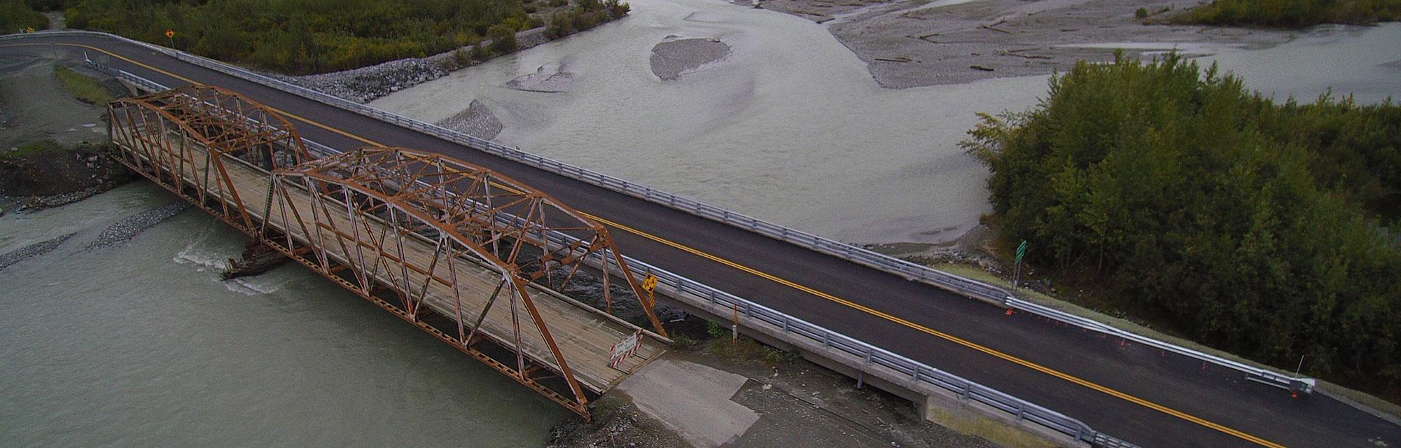 Klehini River Bridge Replacement / Haines, AK