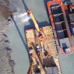 proHNS Portage Cove Harbor Expansion Marine Mammal Monitor Inspection Haines Borough