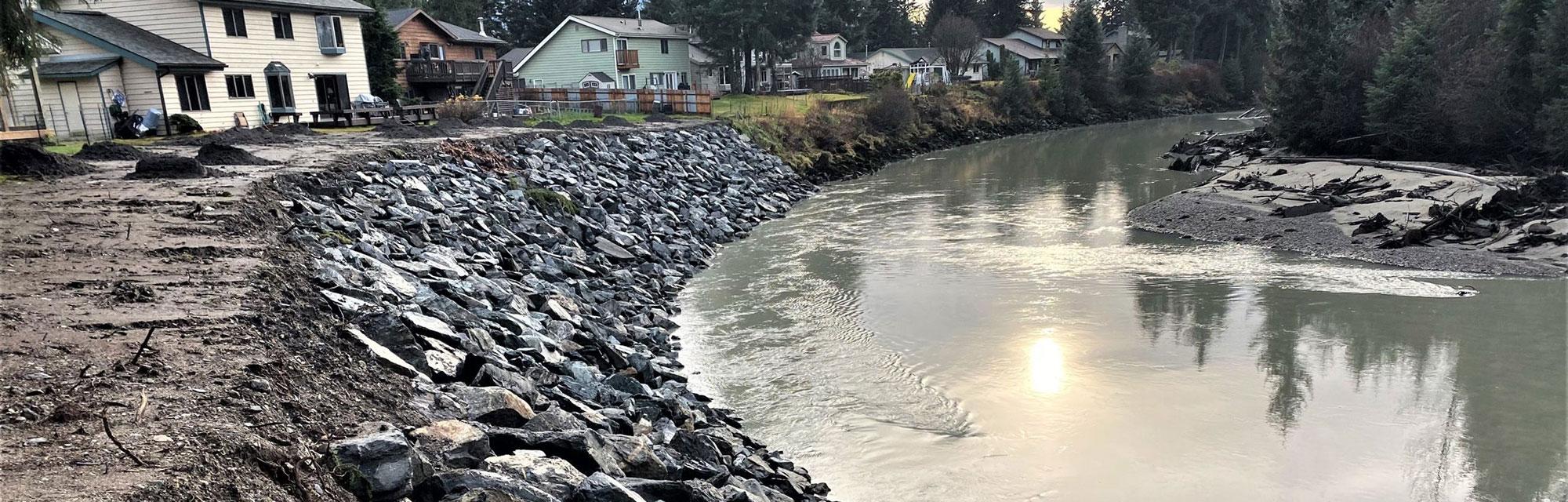 Meander Way Streambank Stabilizations / Juneau, AK