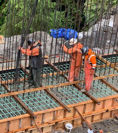 North Tongass Bridge Improvements – Waterfall Creeks